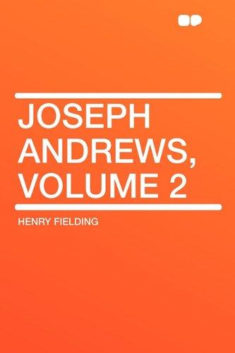 9781407653747: Joseph Andrews, Volume 2
