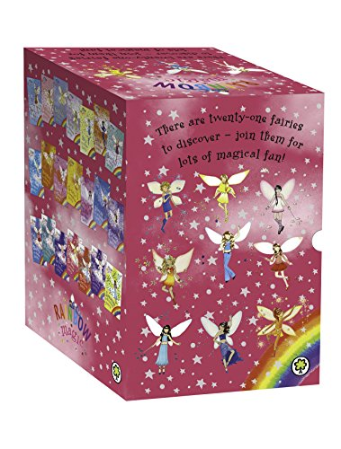 Rainbow Magic Slipcase: 21 Book Pk: Meadows, Daisy