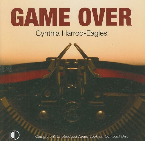 Game Over (Bill Slider Mysteries): Harrod-Eagles, Cynthia