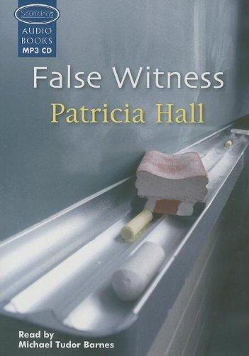 False Witness (9781407922805) by Patricia Hall