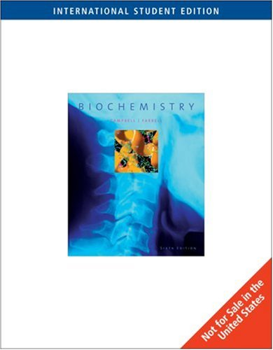 9781408009659: Biochemistry (with CengageNOW) 6E