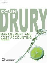 9781408009987: Management and Cost Accounting