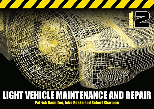 9781408011621: Light Vehicle Maintenance and Repair Level 2: Spiral Bound Version