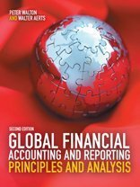9781408017722: Global Financial Accounting and Reporting: Principles and Analysis