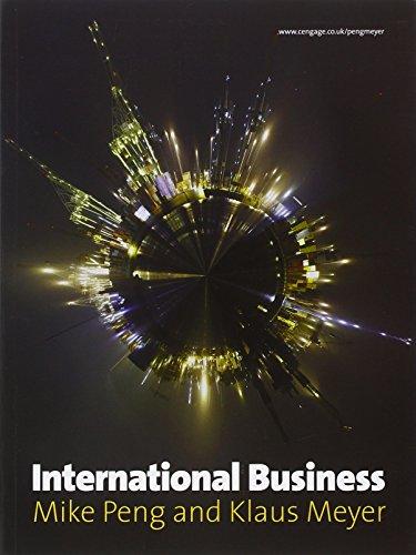 9781408019566: International Business