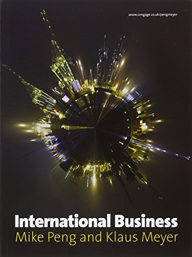 9781408019566: International Business