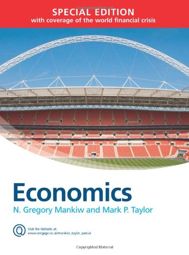 Economics: Mankiw, N. Gregory,