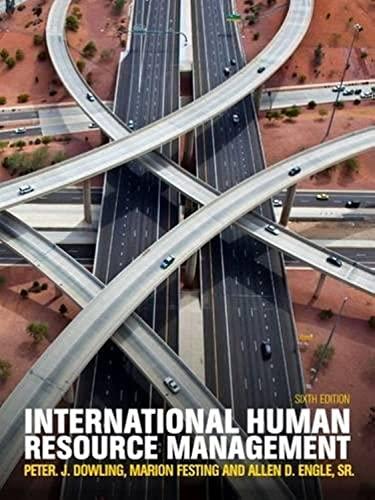 9781408032091: International Human Resource Management