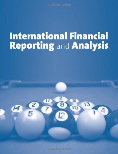 9781408032282: International Financial Reporting and Analysis