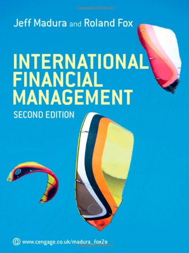 9781408032299: International Financial Management.