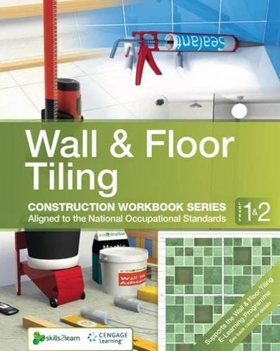 9781408041895: Wall & Floor Tiling 1e