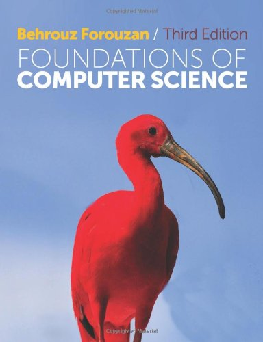 9781408044117: Foundations of Computer Science