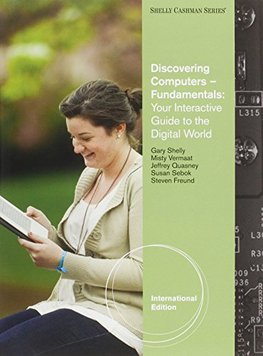 9781408048016: Discovering Computers Fundamentals with