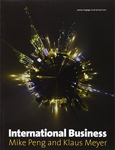 9781408048771: International Business