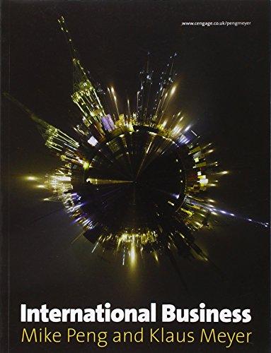 9781408048771: International Business