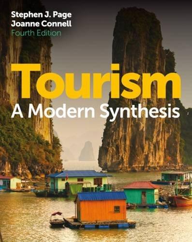9781408060575: Tourism: A Modern Synthesis