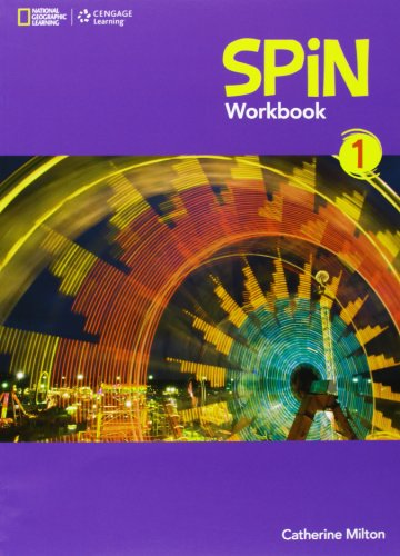 9781408060858: Spin 1 Work Book