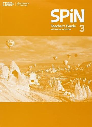 9781408061183: Spin 3 Teacher's Resource Pack