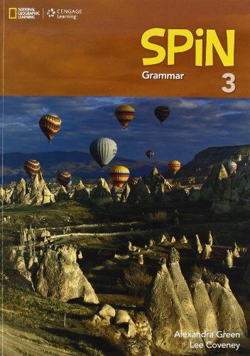 SPiN 3: Grammar Book (Paperback): National Geographic