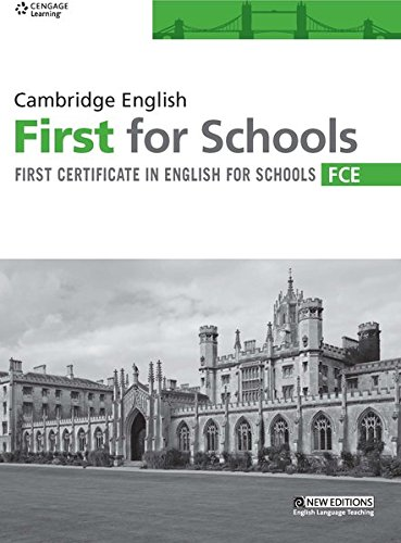 9781408061497: Practice Tests for Cambridge FCE for Schools