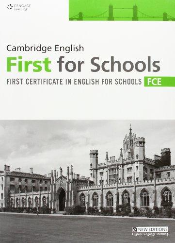 9781408061503: Practice Tests for Cambridge FCE for Schools Teachers Book