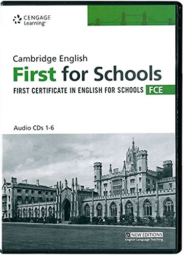 9781408061510: Practice Tests For Cambridge FCE CDs (Cambridge English for Schools)