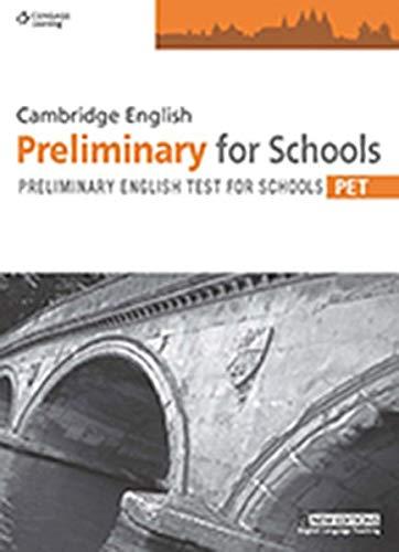 9781408061527: Practice Tests for Cambridge PET for Schools