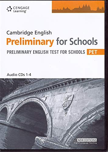 9781408061541: Practice Tests For Cambridge PET CDs (Cambridge English for Schools)