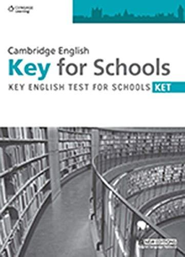 9781408061558: Practice Tests for Cambridge KET for Schools
