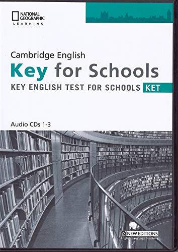 9781408061572: Practice Tests For Cambridge KET CDs (Cambridge English for Schools)
