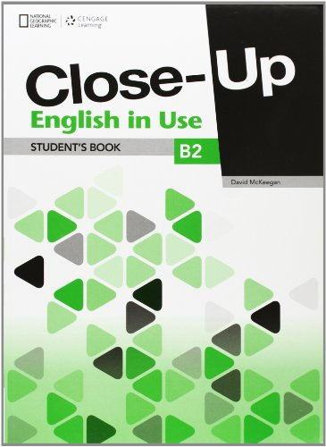 9781408061626: CLOSE-UP B2 ENGLISH IN USE SB