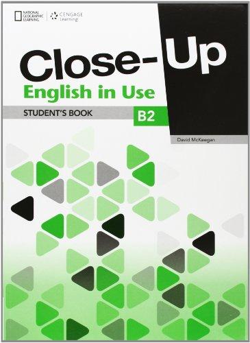 9781408061626: CLOSE-UP B2 ENGLISH IN USE SB