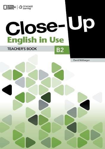 Close-Up B2 English In Use TB (Paperback): David McKeegan