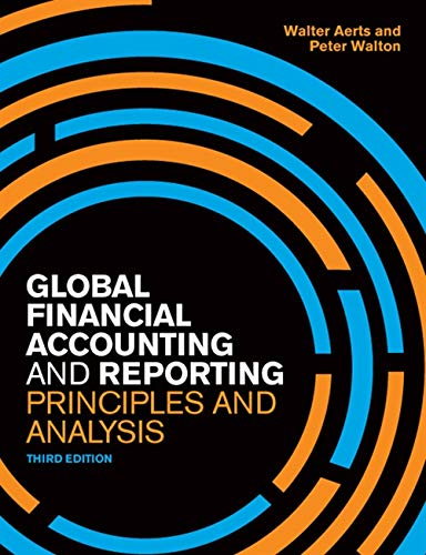 9781408062869: Global Financial Accounting and Reporting: Principles and Analysis. Peter Walton and Walter Aerts