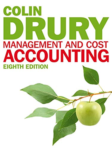 9781408064313: Management and Cost Accounting (with CourseMate and eBook Access Card)