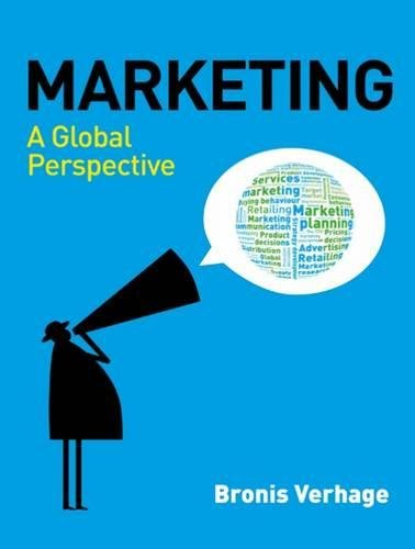 9781408064900: Marketing: A Global Perspective