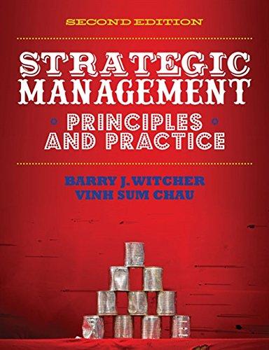 9781408065006: Strategic Management: Principles & Practice (with