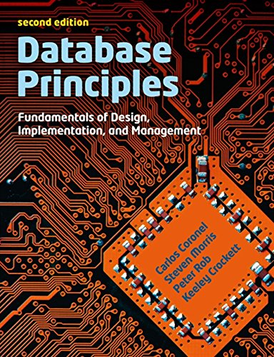 9781408066362: Database Principles: Fundamentals of Design, Implementations and Management (with CourseMate and eBook Access Card)