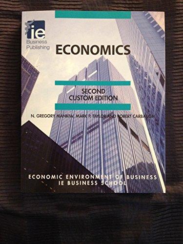 9781408068014: Custom Economics 2nd ed