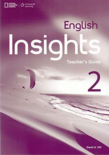 9781408070932: English Insights 2: Teacher's Guide with Class Audio CDs
