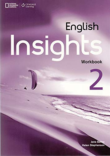 9781408070956: English Insights 2: Workbook with Audio CD and DVD