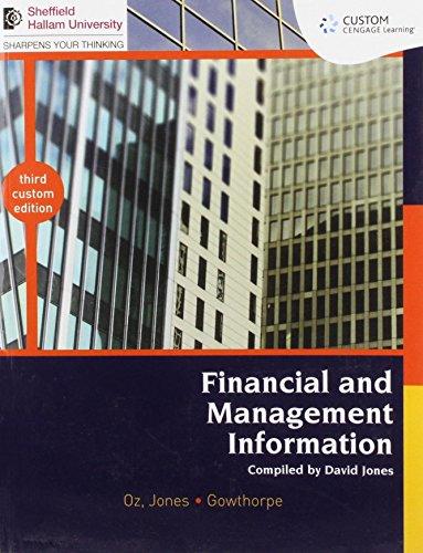 9781408072226: Custom Financial Management Info