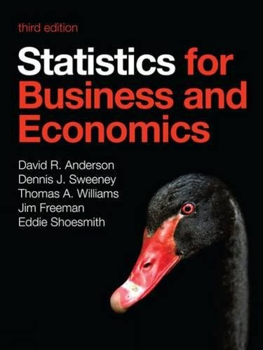 9781408072233: Statistics for Business and Economics