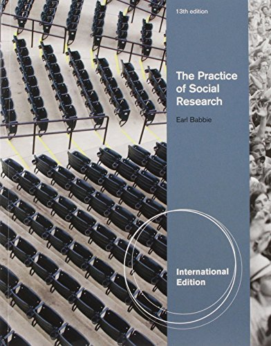 9781408073971: The Practice of Social Research