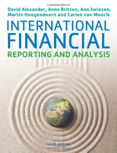9781408075012: International Financial Reporting and Analysis