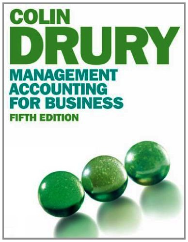 9781408076002: Management Accounting for Business