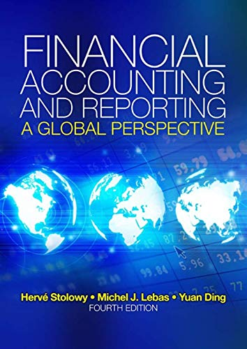 9781408076866: Financial Accounting and Reporting a Global Perspective
