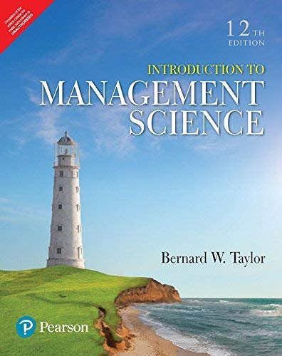 9781408079577: Introduction to Management Science