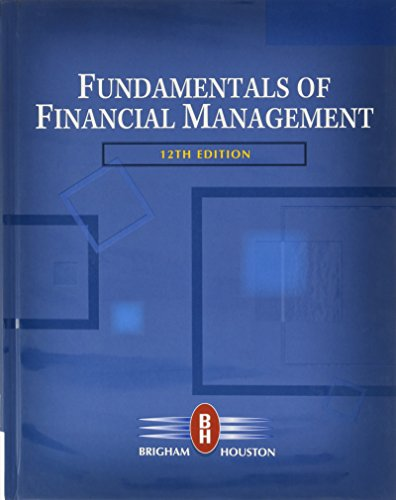 9781408081693: Fundamentals of Financial Management