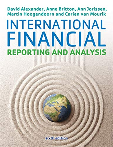 9781408088449: International Financial Reporting and Analysis